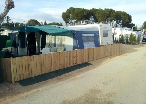 Camping Benisol Caravans For sale