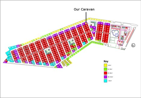 Camping Almafra Caravan For Rent Location