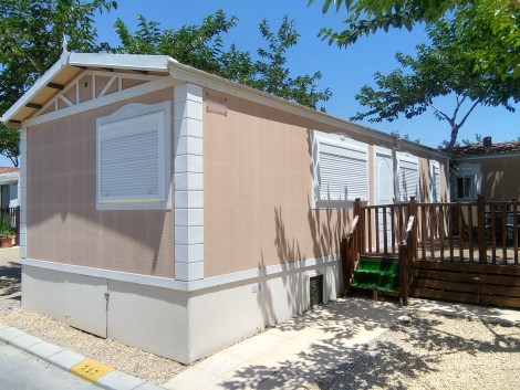 Resale Mobile Homes Costa Blanca