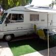 Camping Benidorm Motorhome