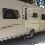 Touring Caravan For Sale In Benalmadena