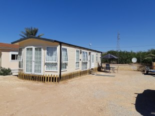 Mobile Home For Sale On Camping Albatera