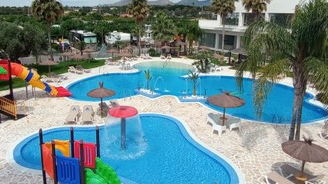 CAMPING ALMFRA CARAVAN AND MOBILE HOME SALES BENIDORM