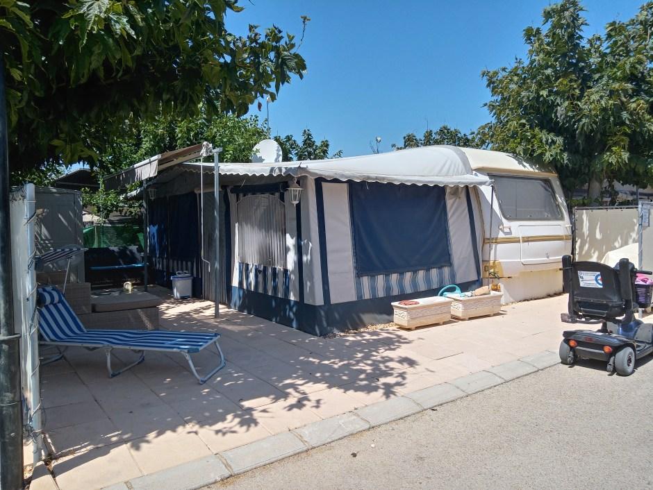CAMPING VILLAMAR CARAVAN SALES BENIDORM