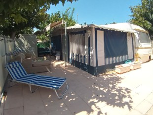 Caravan For Sale On Camping Villamar Campsite in Benidorm