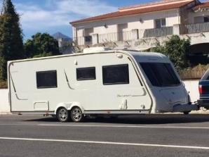 Touring Caravan For Sale in Javea