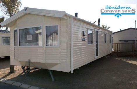 Preloved static caravan for sale in Benidorm