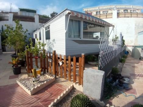 Static caravan for sale in El Campello