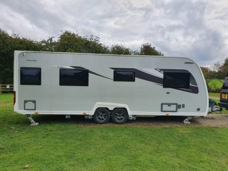 Touring caravan for Sale In Marbella