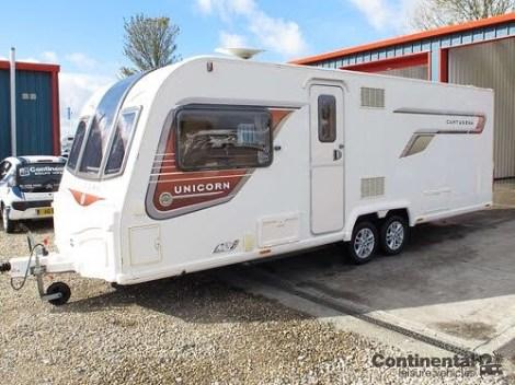 Bailey touring Caravan For Sale In Benidorm