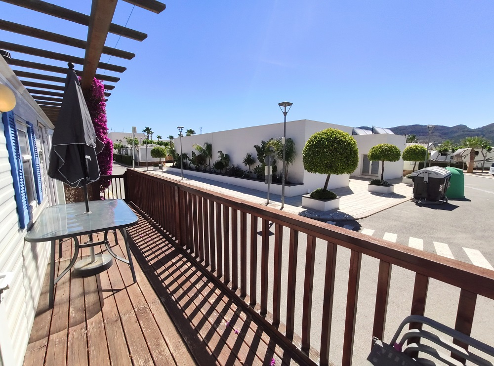 Used mobile home for sale in Benidorm