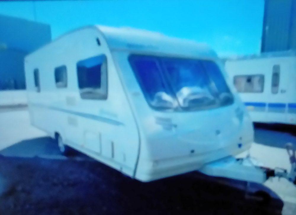 Caravan for sale on the Costa Blanca, Spain