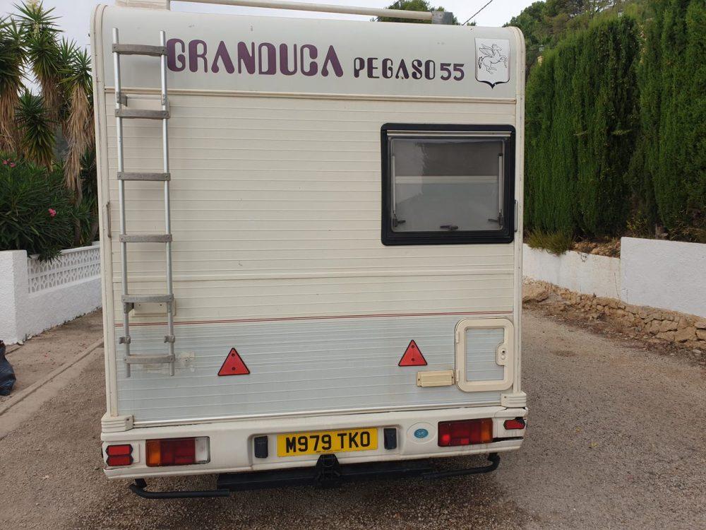 Motorhome For Sale in Oliva, Spain