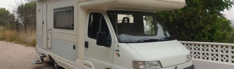 Motorhome For Sale In Spain