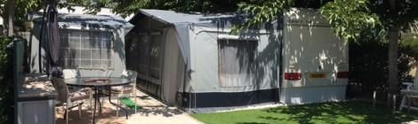 Caravan For Sale On Camping Armanello Campsite In Benidorm