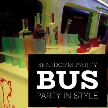 benidorm-party-bus