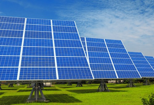 Solar Panels Park - Benign Blog
