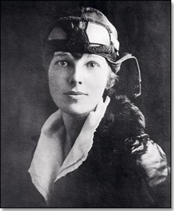 Amelia Earhardt
