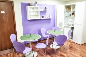 sala comune cucina