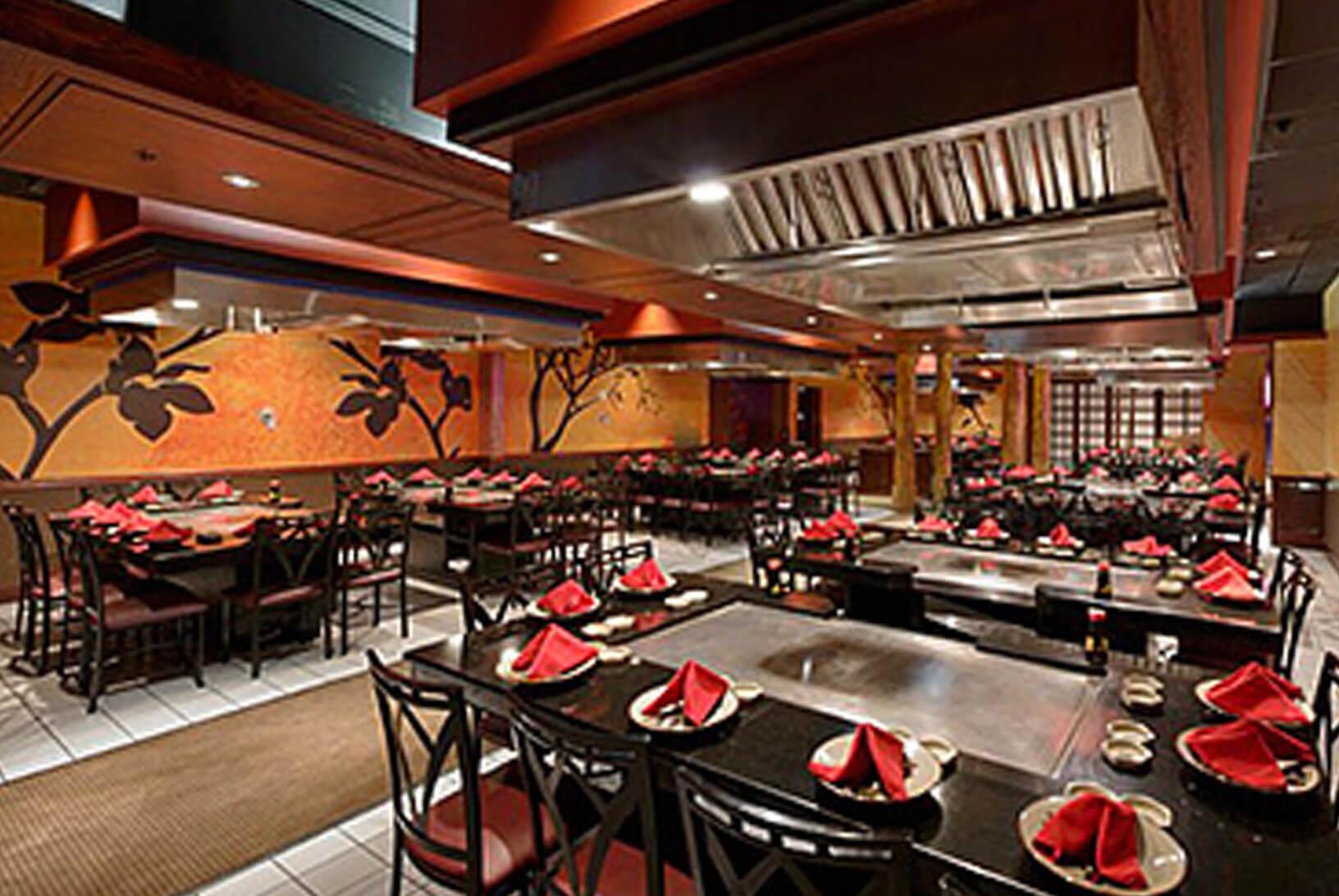 Japanese Restaurant Close My Location