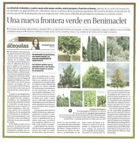 articulos publicados en el Levante