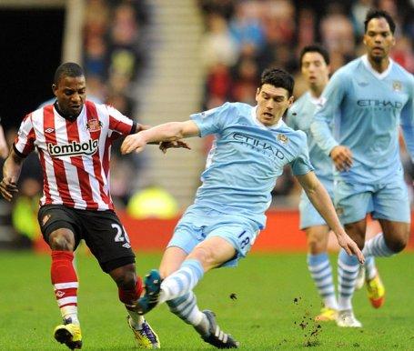 Stephane Sessegnon à  Manchester City