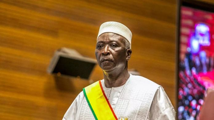 Bah N'daw, président de la transition au Mali