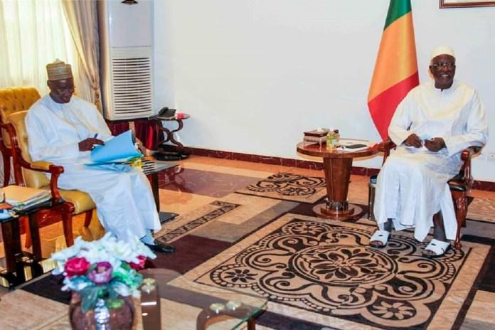 Mali - Nouveau gouvernement et apaisement du front social: le Premier  ministre échange avec le président Bah N'Daw - Bénin Web TV