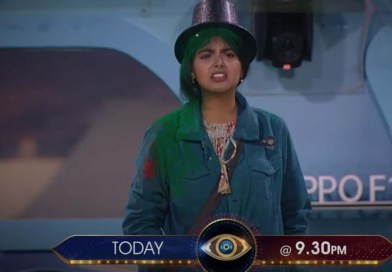 Red hat or Green hat?? But the real game is still on!! #BiggBossTelugu4 today at 9:30 PM on #StarMaa