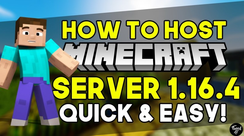 How To Make A Minecraft Server On Pc Archives Benisnous