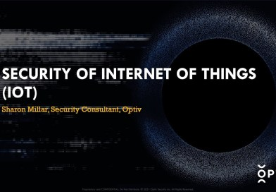 Source Zero Con: Security of the Internet of Things (IoT)