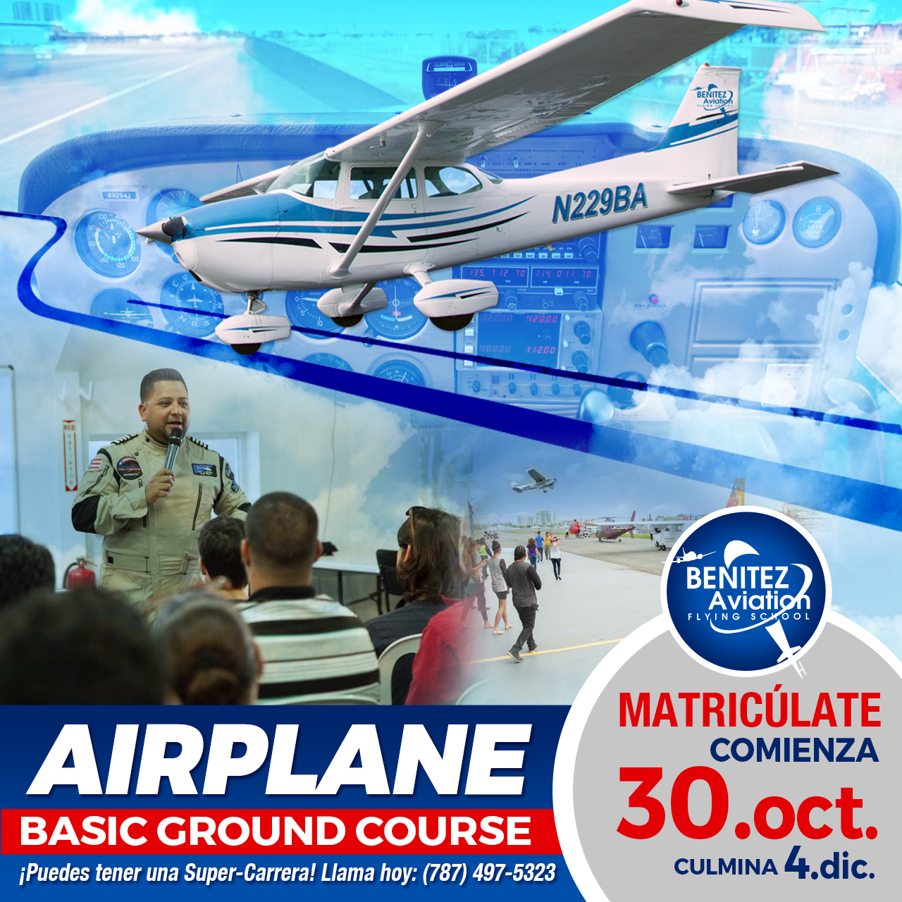 Airplane Basic Ground Course