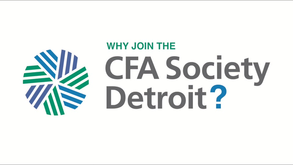 CFA Society Detroit Commercial