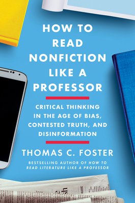 Reading Roll Call – May 18, 2020 – How to Read Nonfiction Like a Professor