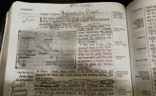 Don't Just Hold The Bible
