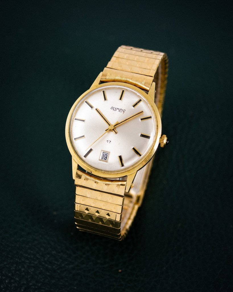 My first vintage watch