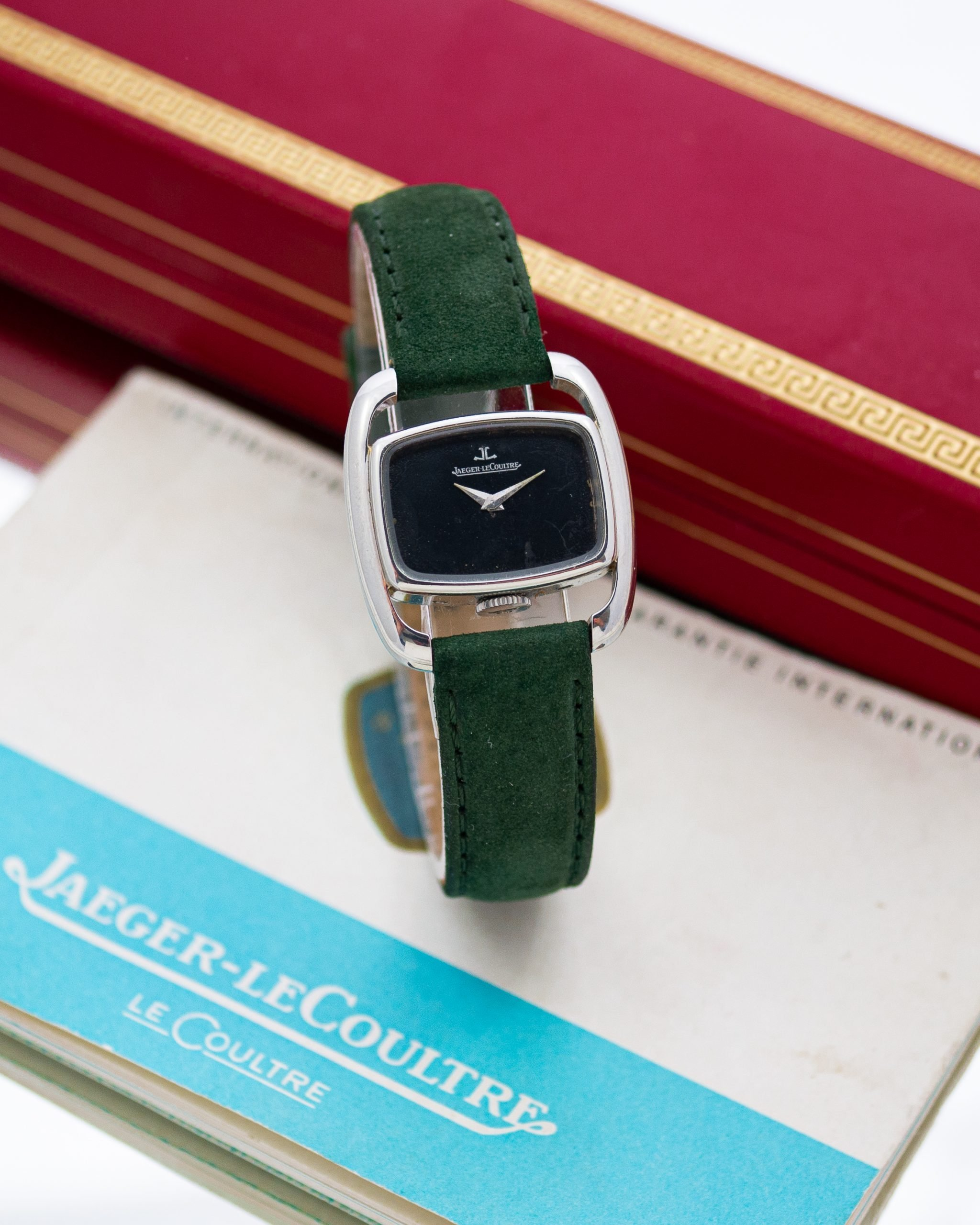 Jaeger LeCoultre 'Dauphine Hands'