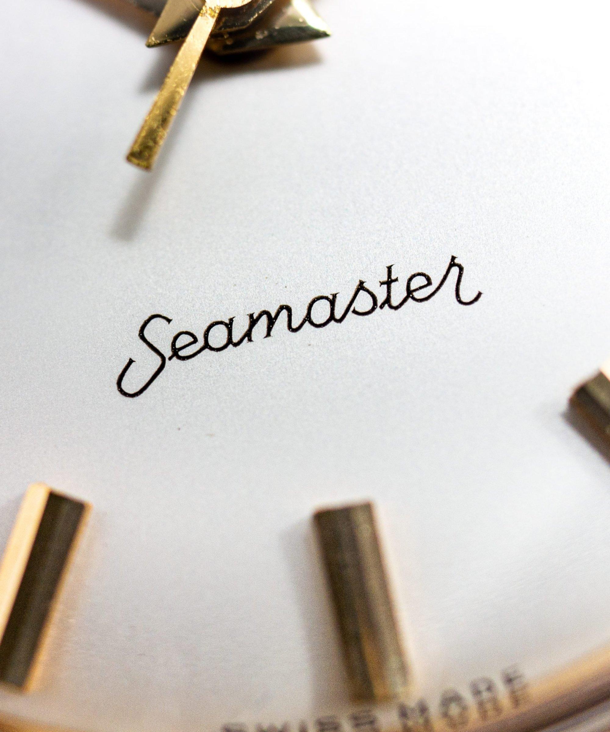 Omega Seamaster Automatic ref. 2846-3 SC