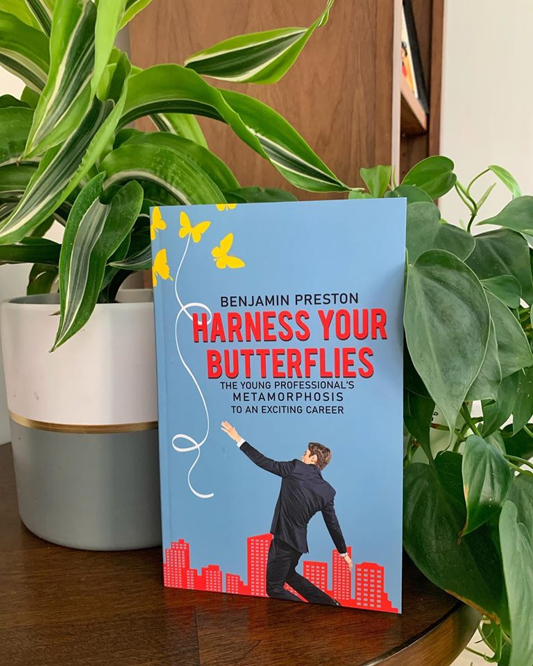 Harness Your Butterflies Plant Picture