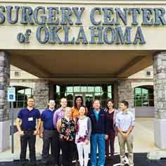 BRI Keith Smith Surgery Center group