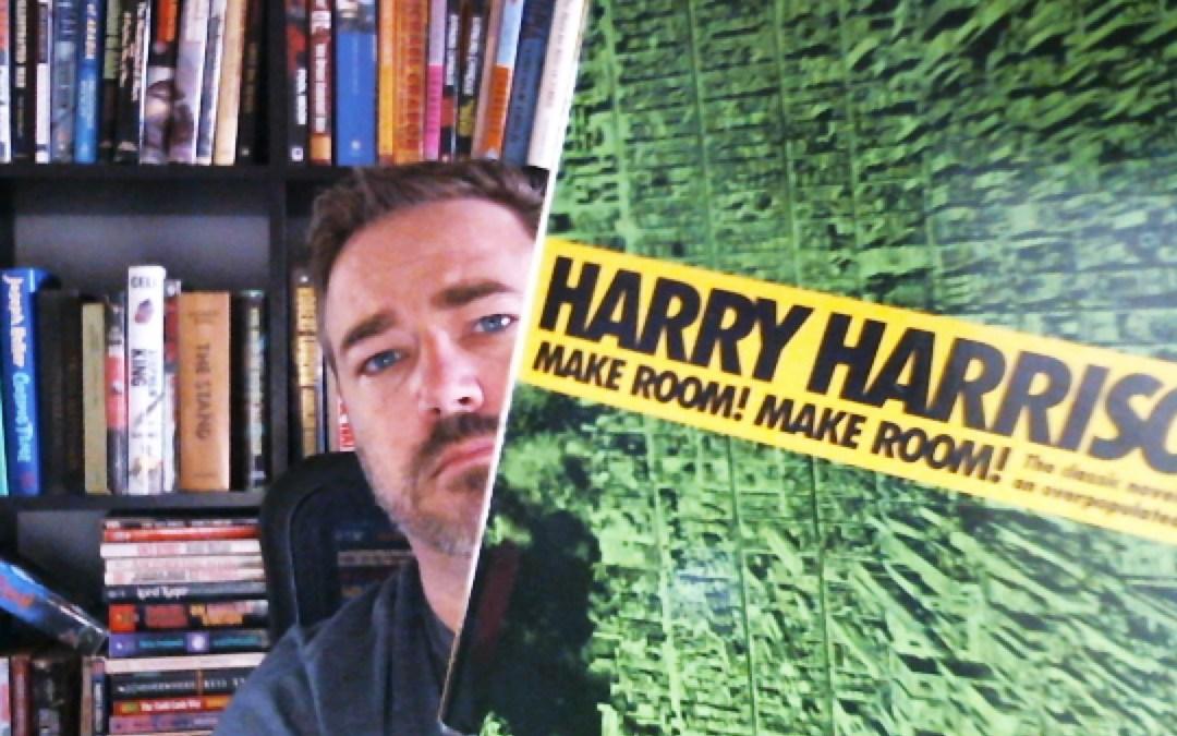 What I'm Reading: Make Room Make Room