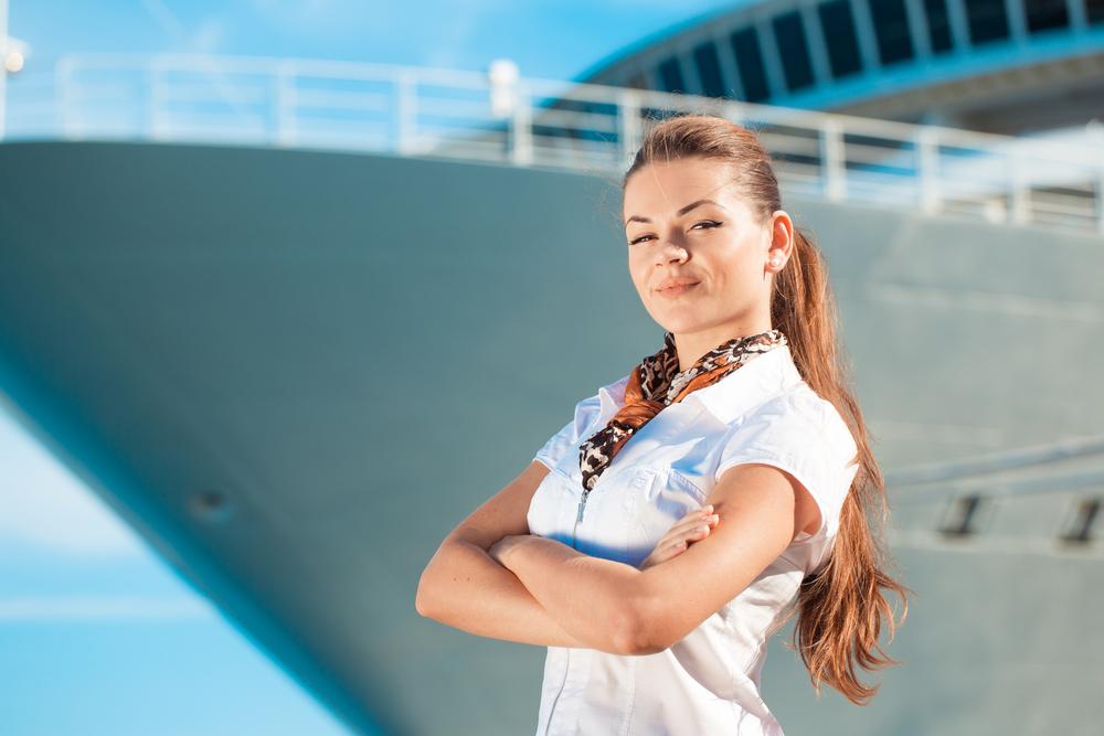 Cruise Ship Staff
