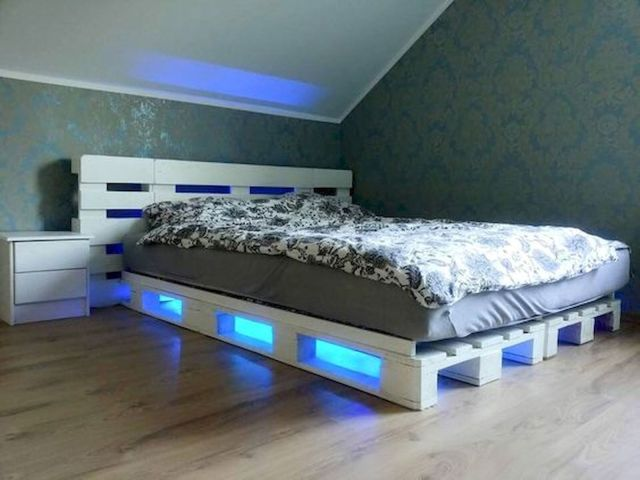 Ideas-For-Pallet-Beds