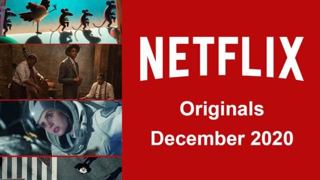 New on Netflix December 2020