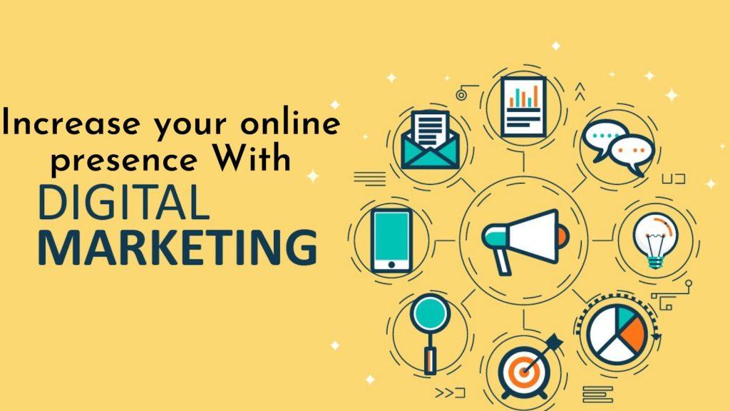 Digital Marketing Online Presence
