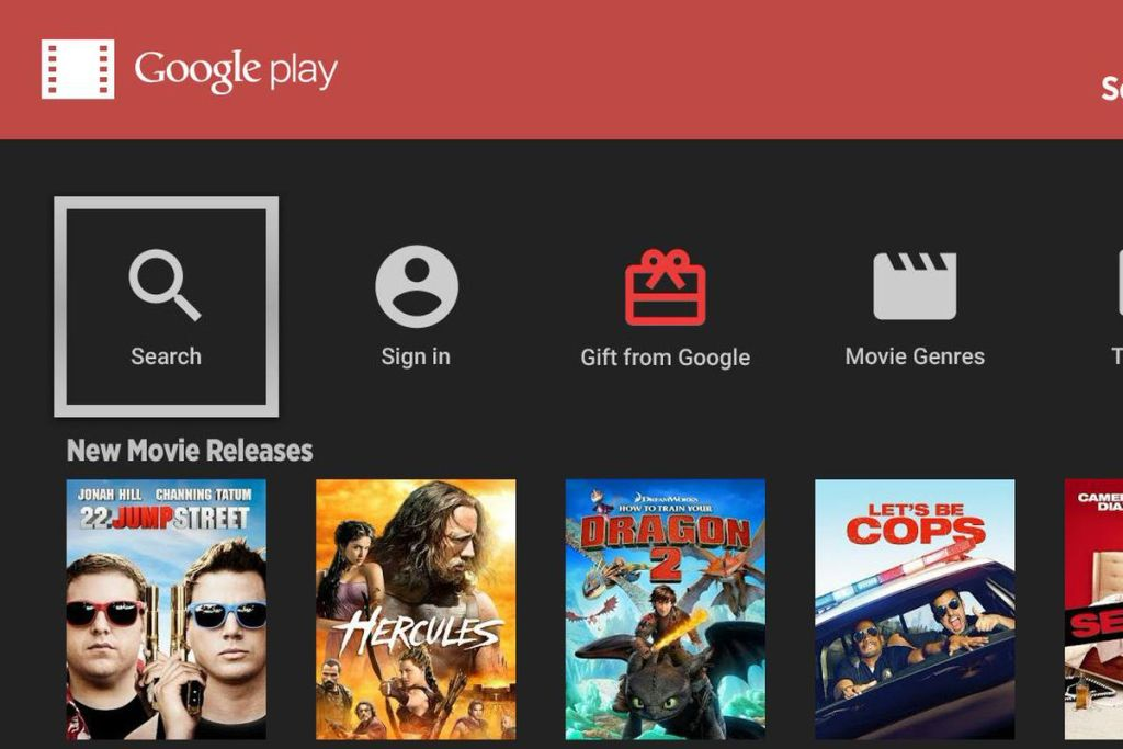 Google Play Digital Library