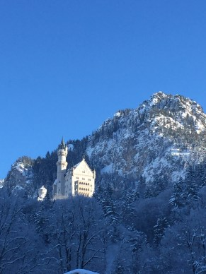 Castle number 2 (and the castle we were here to see): Neuschwanstein!!!