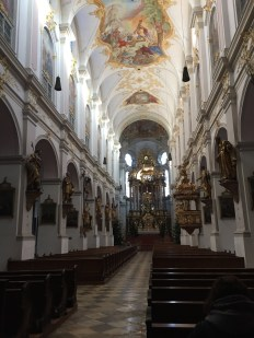 Such a beautiful church.