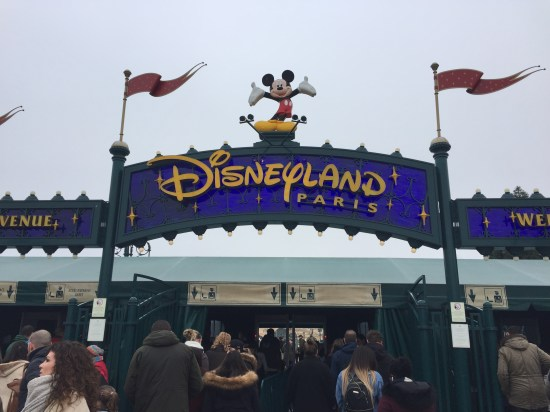 Finally what I came here for: Disneyland Paris!