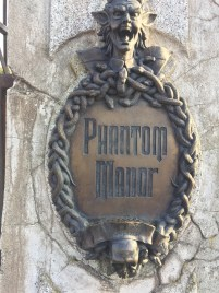 Phantom Manor. It was similar to the Haunted Mansion, except a lot scarier/more intense.